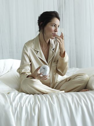 Manito's nightwear for women is playful, sensual, and always comfortable. Our women's luxury sleepwear collection includes five exciting, complementary items.  Hardly imported cuts, these pieces have been superbly designed in North America exclusively for Manito for western builds.  All of our ladies sleepwear features the same unmatched 22-momme, 100% mulberry silk charmeuse Manito uses in our bedding products, giving the clothing an incredible feel and luxurious drape. Whether you are…