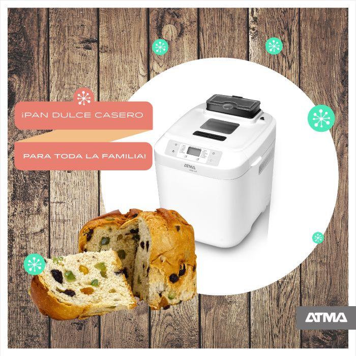 ¿Te diste cuenta que sólo falta un mes para Navidad? ¡Empezá desde ahora a hacer pan dulce con nuestro #ATMADeLaSemana!