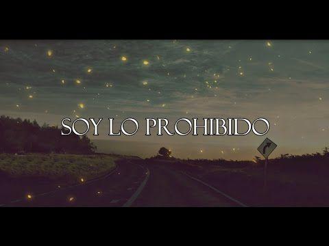 Natalia Lafourcade - Soy lo prohibido (Letra)  ft. Los Macorinos - YouTube
