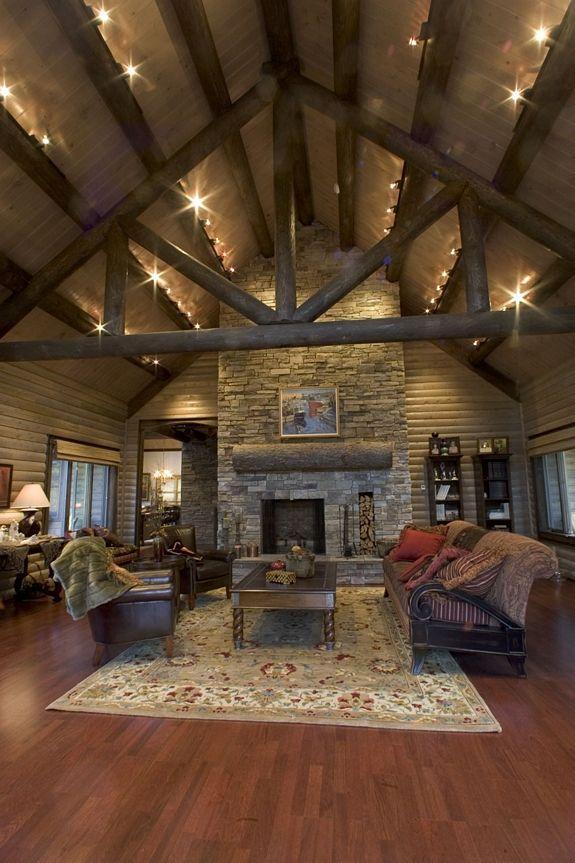 Amazing open living room space!
