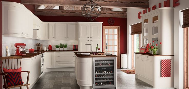 Modern Kitchens - Fitted Kitchens and Trade Kitchens | Magnet Trade
