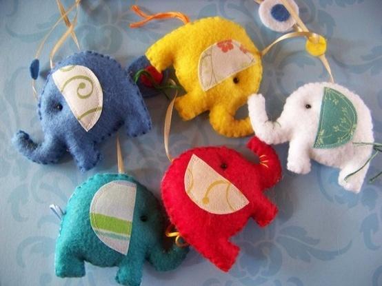 guirnalda elefantes