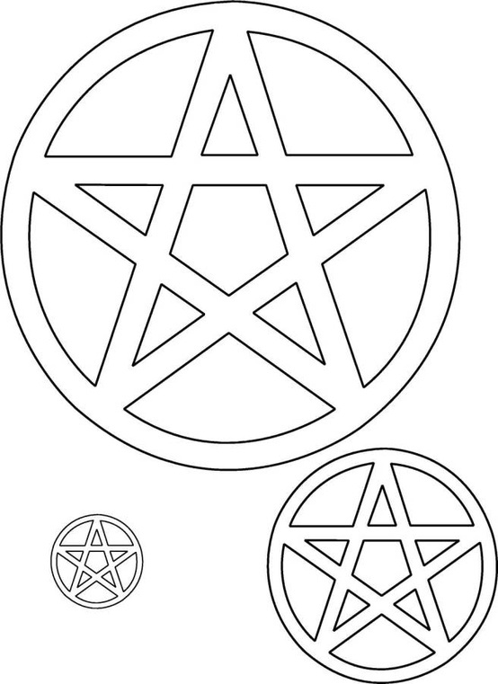 Pentacles Wiccan Symbols Wiccan Crafts Witchy Crafts