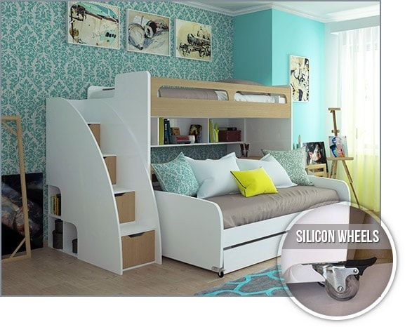 4 in 1 specialty bunk bed the bel mondo murphystyle bunk bed is the space saving sleeping working and storing solution bunk bed converting
