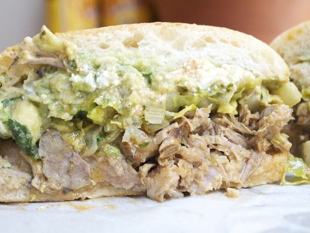 25 Mexican Tortas and Cemitas We Love in New York City #cheapeats #nyc
