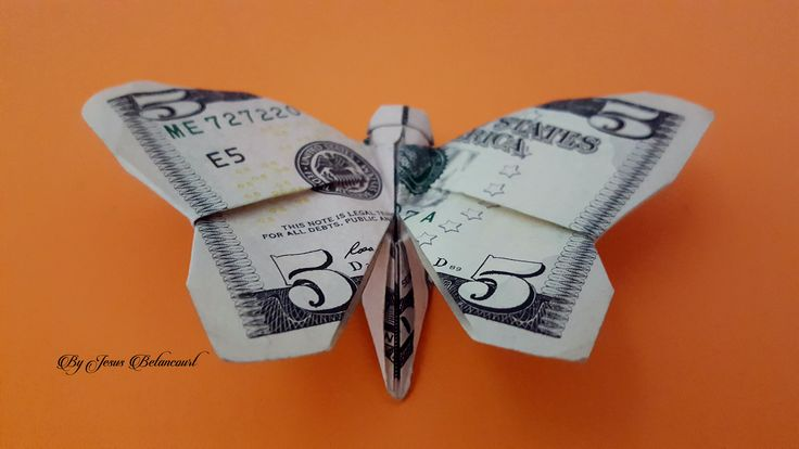 origami butterfly instructions dollar bill driverlayer