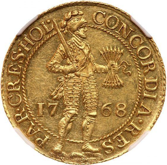 Realisations (Public Auctions) / Coins – Gold