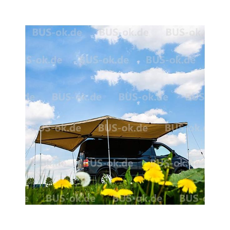 riesige markise sonnensegel f r volkswagen t3 t4 t5 t6 mit. Black Bedroom Furniture Sets. Home Design Ideas