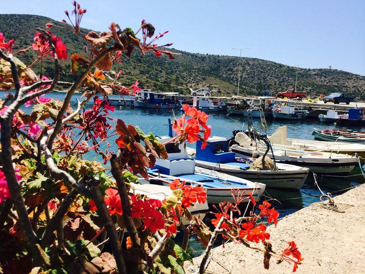 Chios-Mesta Port