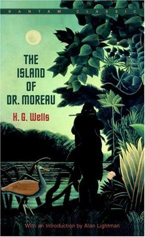 The Island of Dr.Moreau | H.G Wells|  In The Island of Dr. Moreau, a shipwrecked gentleman named Edward Prendick, stranded on a Pacific island lorded over by the notorious Dr. Moreau, confronts dark secrets, strange creatures, and a reason to run for his life. |