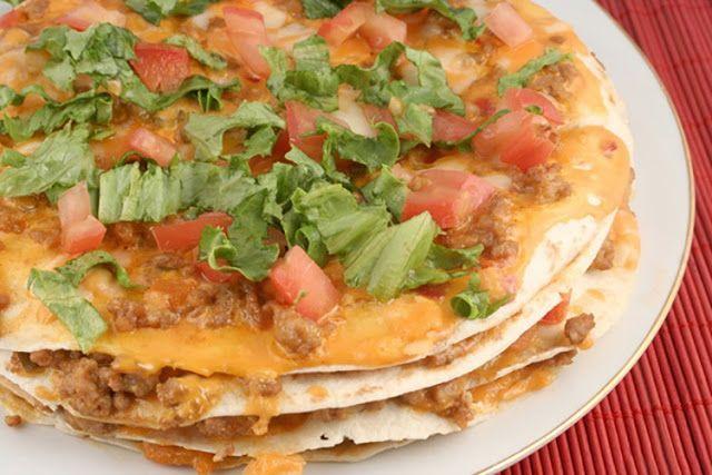 Southwestern Pizza   Weight Watchers Recipes --- http://tipsalud.com -----