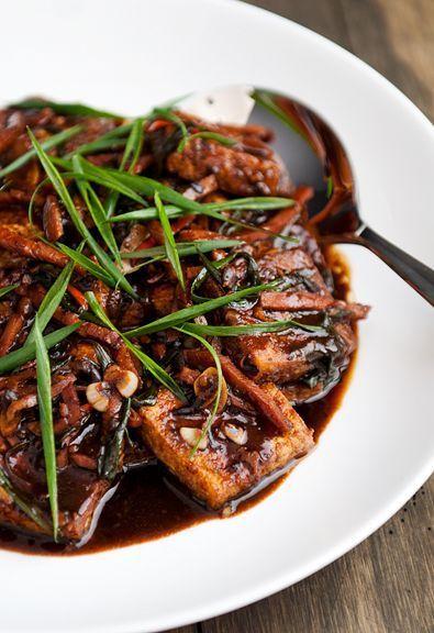 hunan tofu