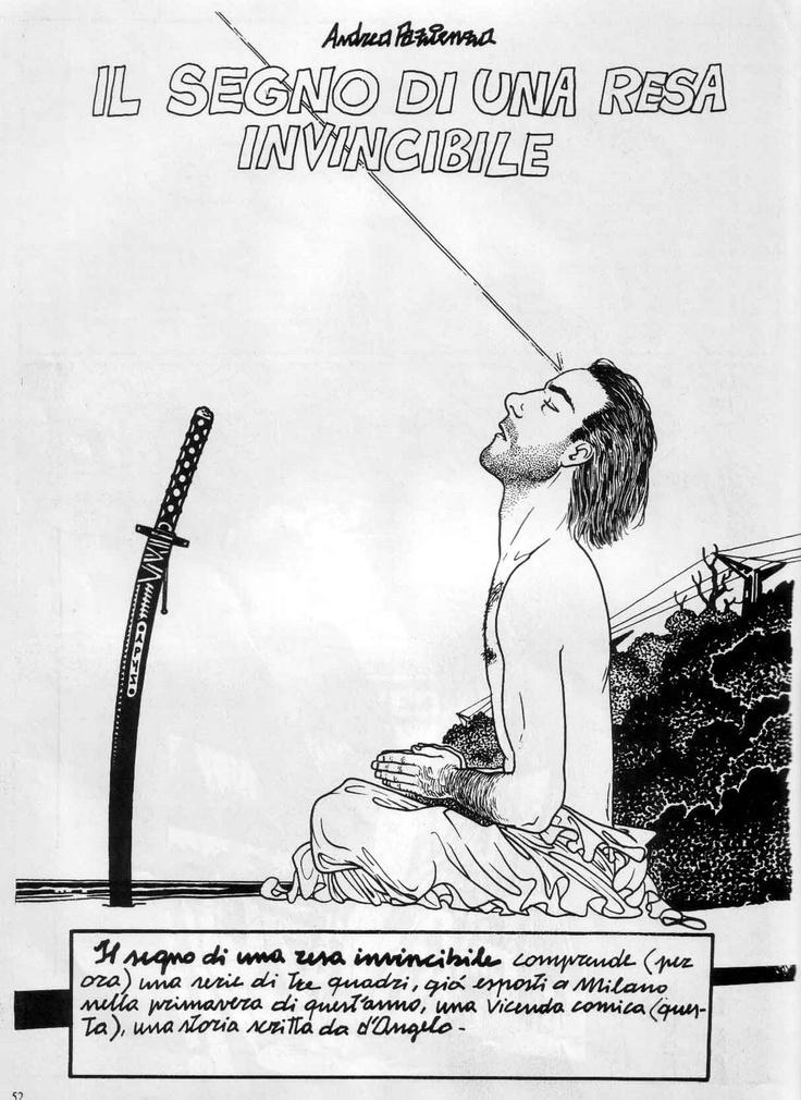 Andrea Pazienza: Il segno di una resa invincibile (1983)