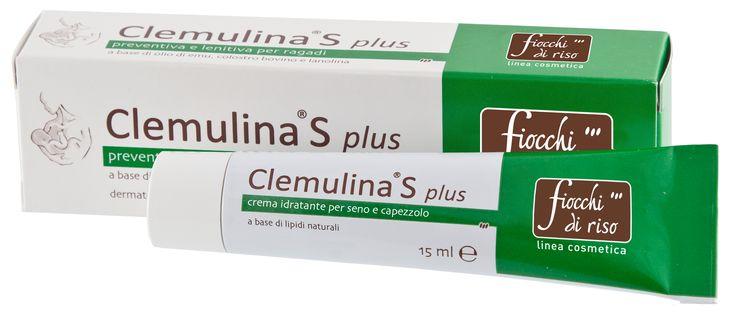 Clemulina S Plus: crema seno/allattamento
