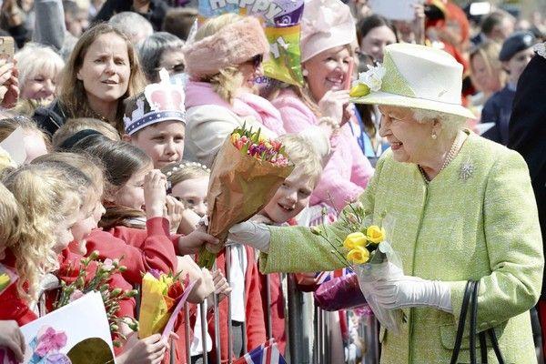 Az Egyesült Királyság ünnepelte 90 éves a királynő!