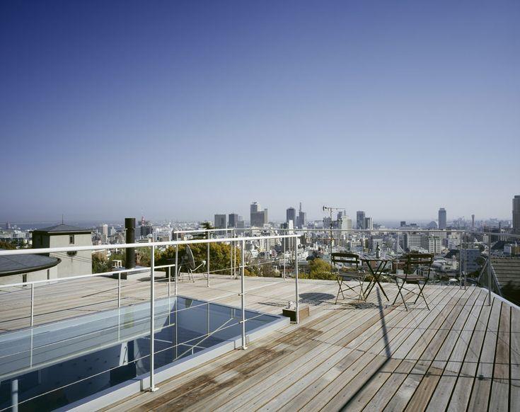 北野町の住居2 «  Tato Architects – タトアーキテクツ / 島田陽建築設計事務所