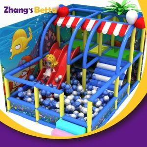 Hot Sell Children Preschool Soft Play Toys Playground Equipment