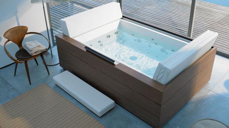 Duravit - Sundeck Tub - #Bathtub #Designer #HomeDecor #Patio
