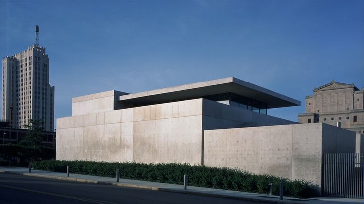 """Tadao Ando is one of Japan's finest architects. The self-taught architect's designs was categorized as """"critical regionalism"""" by Francesco Dal Co, an architectural historian.   One of his works is the Pulitzer Foundation for the Arts in St. Louis, Missouri in the United States. It houses the Pulitzer's some of the art from their private collection."""
