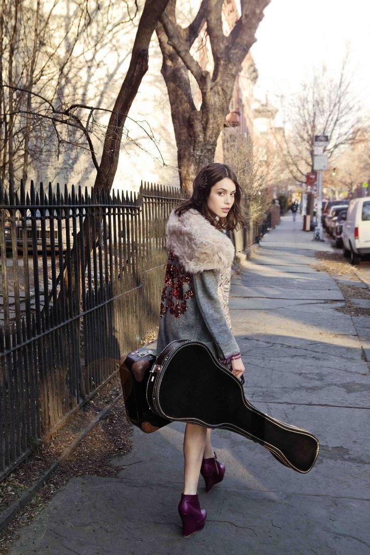 Odd Molly  |  FW12  |  Campaign  |  Charlotte Kemp Muhl