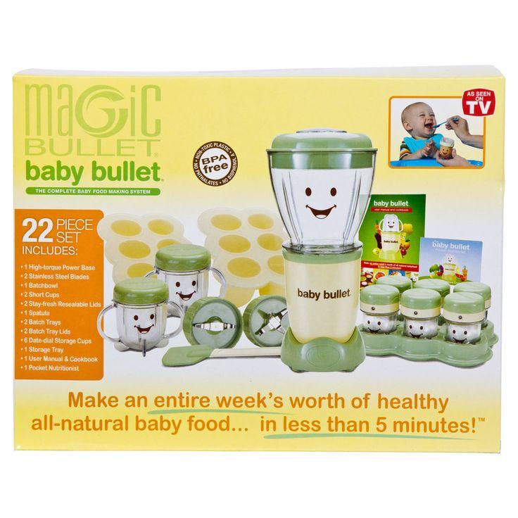 Baby Bullet Food System Australia