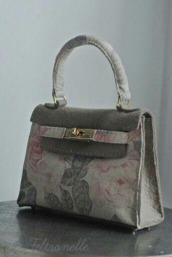 Handmade bag  MADE IN ITALY https://m.facebook. com/lefeltronelle