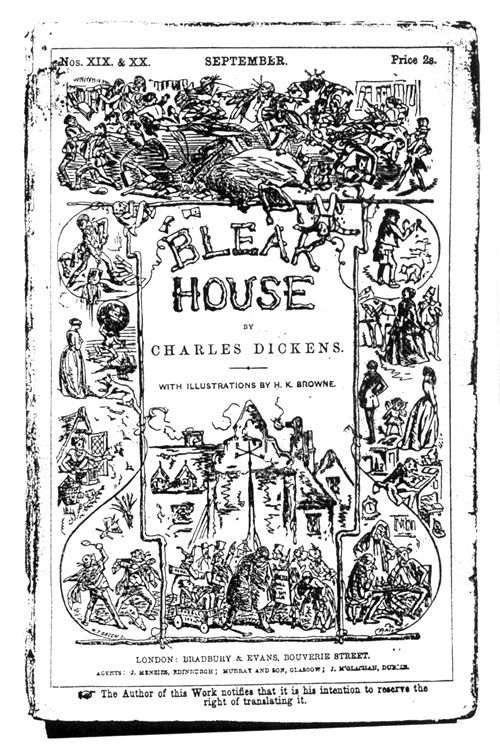 Happy 200th Birthday Mr Dickens. My favourite of his many many wonderful books