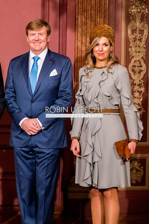 21-3-2018 Koning Willem Alexander en Koningin Maxima