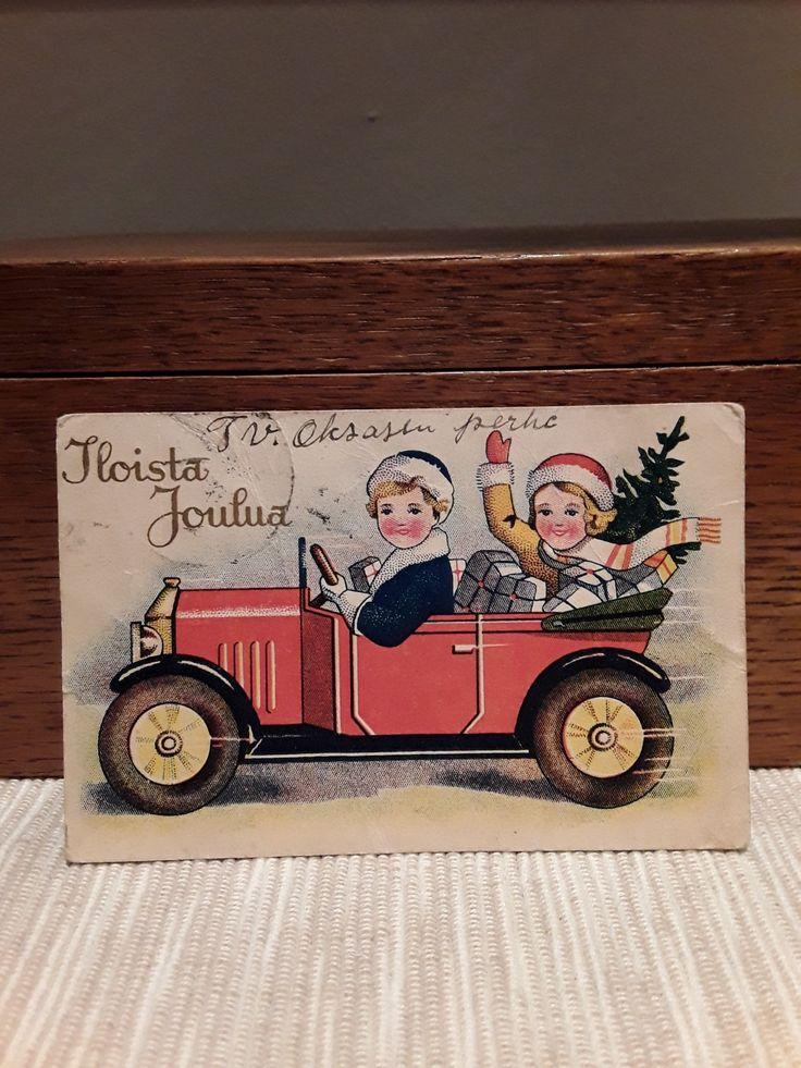 Iloista Joulua v.1935