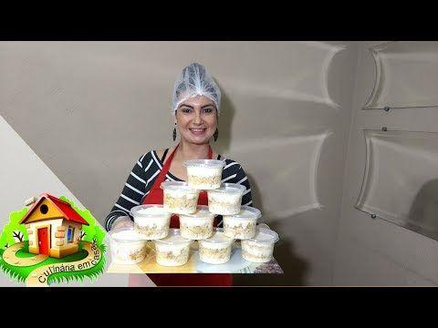 (17) BOLO NO POTE PARA VENDAS(EXPLICADO PASSO A PASSO) Culinária em Casa - YouTube