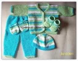 ropa de bebe varon recien nacido buscar con google