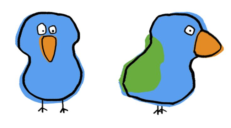 flat simple colours cartoon style - Google Search