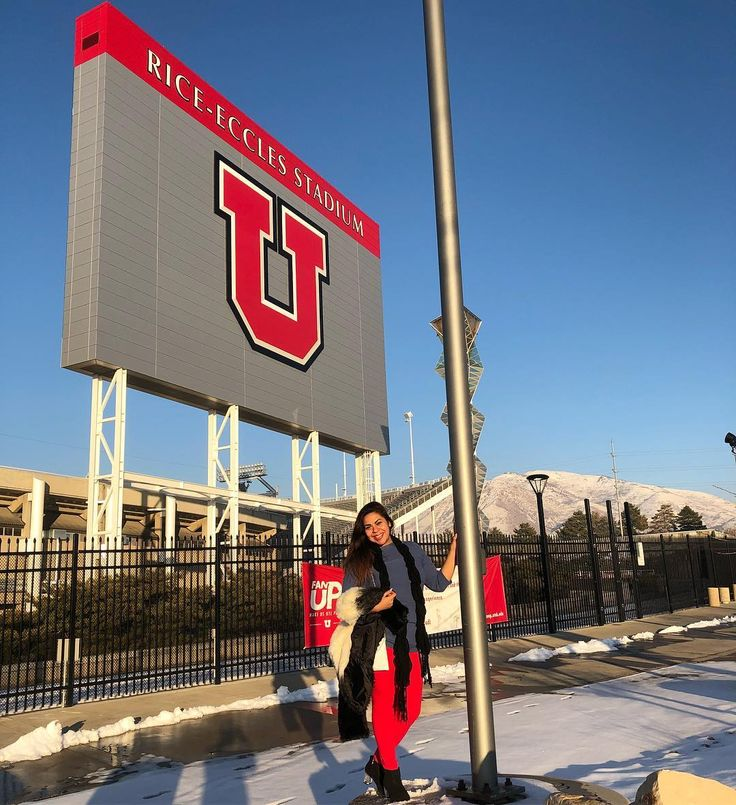 University of Utah forever  Proud Ute. Visiting my Alma Mater #csgetdegrees Kidding I had As except computer science class