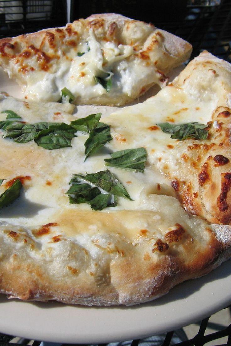 White Pizza or Pizza Blanca Recipe