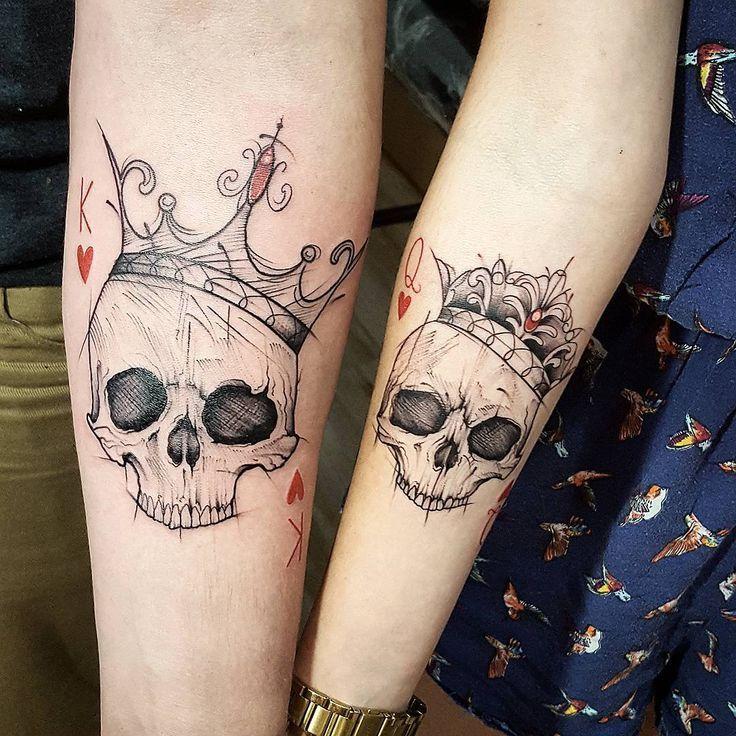 Notitle Dibujos Dibujos Notitle Tatuaje Pareja Calavera Tatuajes De Parejas Disenos De Tatuaje Para Parejas