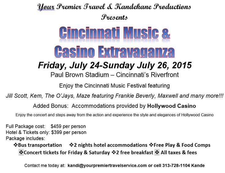 Top 5 Reasons to Attend the Cincy Music Festival!!!