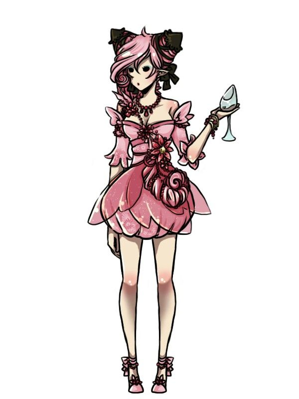 Female Clefairy - Pokemon Gijinka - http://imgur.com/a/DDxvd/layout/blog?forcedesktop=1#dqGK3