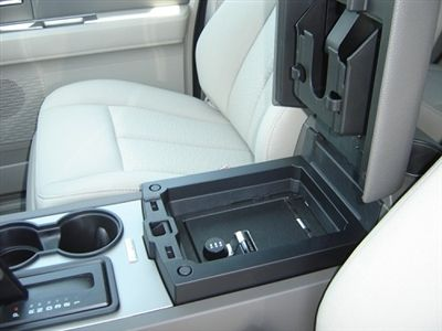 2010-2016 Ford Expedition Vehicle Safe by Console Vault at Partscheap.com