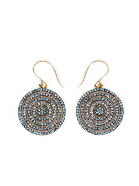 Astley Clarke 'Icon Aura' diamond earrings £1,500