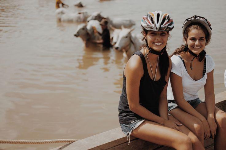 Crossing Mekong