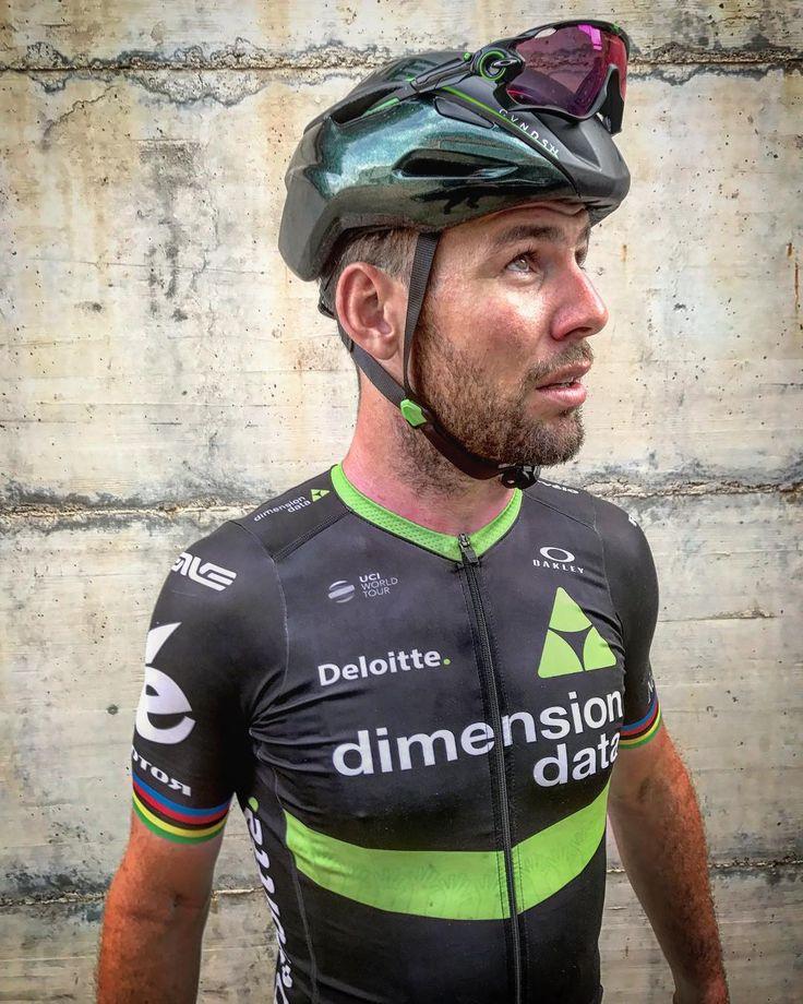 He's back! Mark Cavendish Slovenia credit @modcyclingphoto