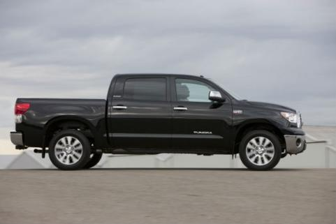 Car Review: 2012 #Toyota Tundra CrewMax