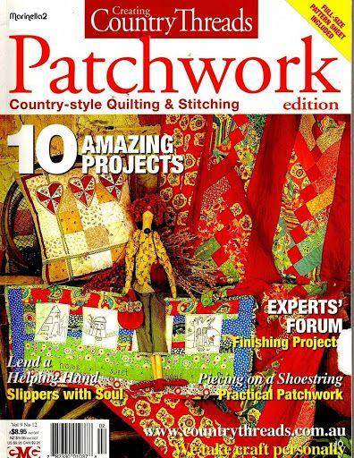 Country Threads 9-12 Patchwork - Jôarte arquivo - Álbuns da web do Picasa