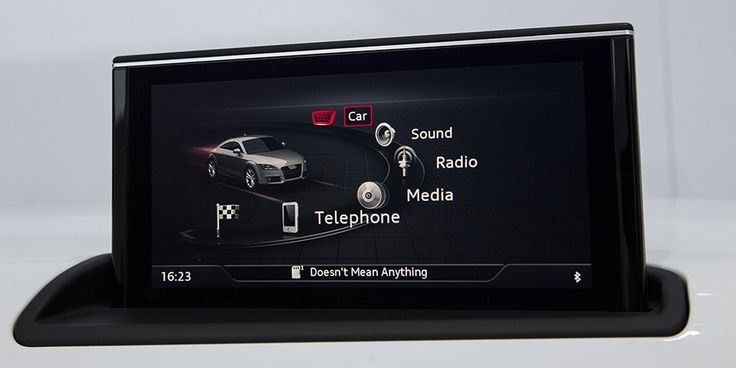 CES 2014: Operation and Display, Audi MMI  check link