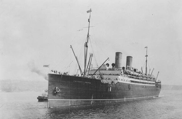 RMS Empress of Ireland: On 29 May 1914, the Empress of Ireland sank after colliding with SS Storstad on the Saint Lawrence River claiming 1,012 lives.