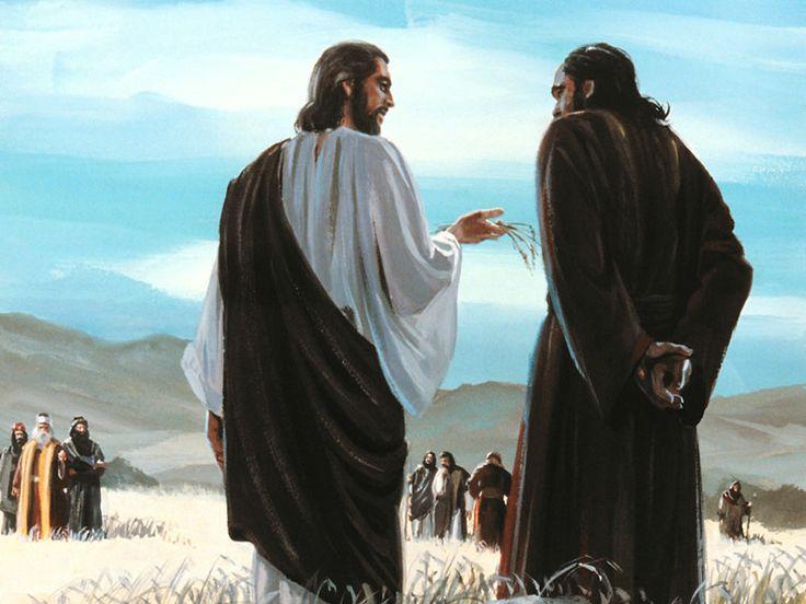 """Imam Besar yang Lebih Baik Kita Tidak Sendirian """"Dan di dalam tutup dada pernyataan keputusan itu haruslah kautaruh Urim dan Tumim; haruslah itu di atas jan"""