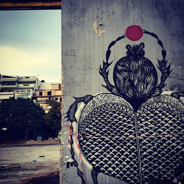 #wall #graffiti #city #urban #iPhone   by Tryfon Tobias Pliatsikouris