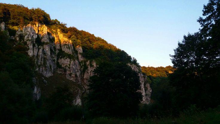 #beautiful #view #widok #widoki #pięknie #beautiful #góry #niebo #widoki #słońce #ojców