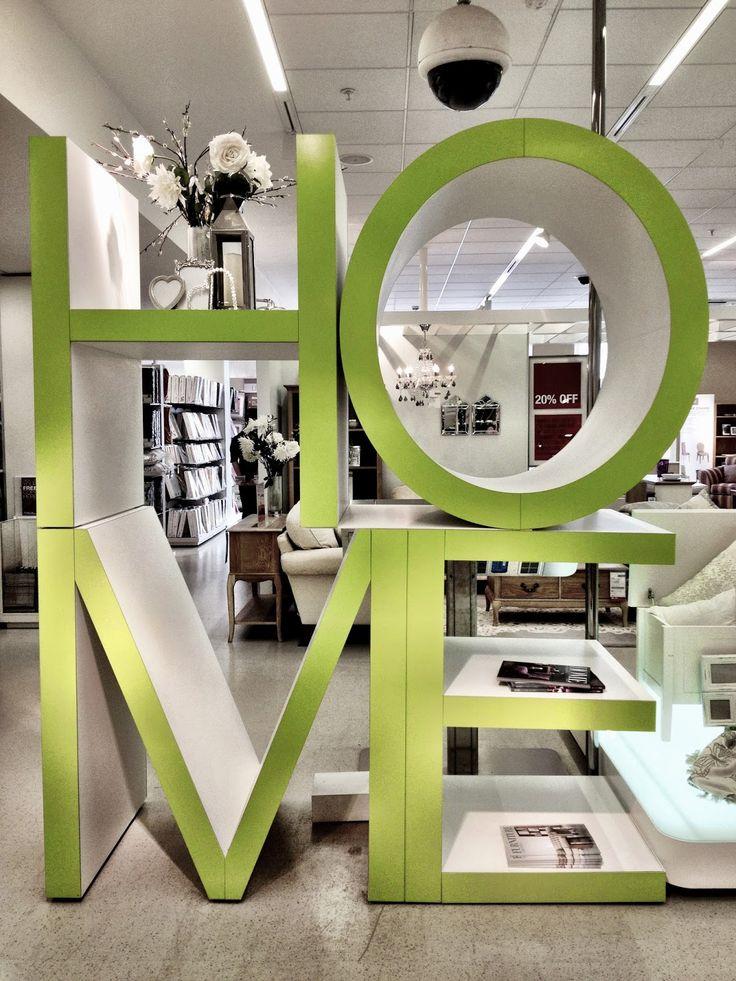 Marks & Spencers visual merchandising | Rigby's Eye