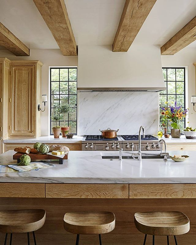 285 Best Images About Non White Kitchens On Pinterest